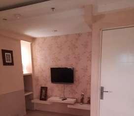 Sewa apartment Menteng square 3bln/ 1BR lux furnish dkt RSCM