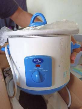 Baby safe slow cooker 1,5 L