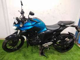 2018 Yamaha FZ 250cc owner vechile at good condition.