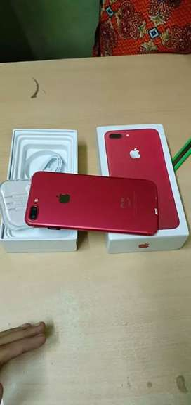 Apple 7 plus sale red color
