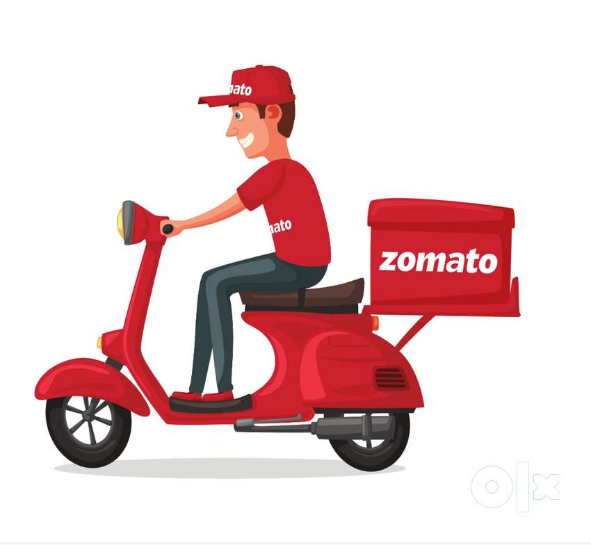 Join Zomato as food delivery Partner in Purulia as Part- Time 0