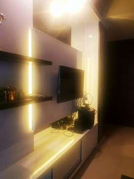 TURUN HARGA! Apartment GRAND ICON Full Furnished 2 BR jadi 1 BR Mewah