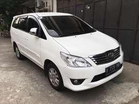 Toyota Kijang Innova/ Inova G Diesel Solar AT/ Automatic Tahun 2013