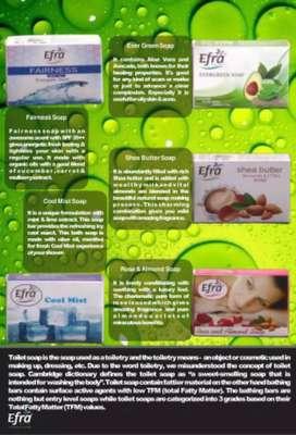 Efra Halal pure and hygienic vegetation soap