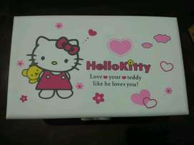 music box hello kitty