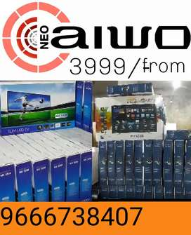 Wholesale December offer Newaiwo Smart Ledtvs from 3999
