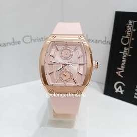 Jam Tangan Alexandre Christie AC 2944 Pink