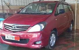 Toyota Innova 2008 Diesel 160000 Km Driven
