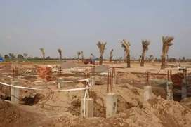 3 Marla RESIDENTIAL plots for sale in easy installments