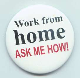 Exclusive Offer only for YOU! Work from Home- Monthly earning upto  20