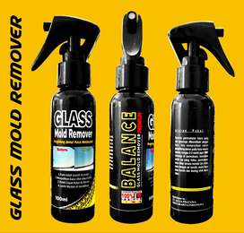 GLASS MOLD REMOVER! MENGHILANGKAN JAMUR pada KACA MOBIL anda!!