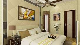 Beautifully Designed Flats on 20% DownPayment 7,10,000/ 2.5 years plan