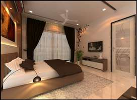 4 bhk fully furnished luxury  bunglow for sale at prime location