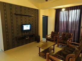 2bhk fully furnished with scenic view at Kadamba Plateau/Bainguinim