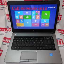 "HP PRO BOOK Rs.14000 CORE i5 4th GEN 4gb/320gb 14"" wifi"