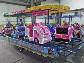 RST singa genjot pony cyclee odong2 kereta panggung IIW