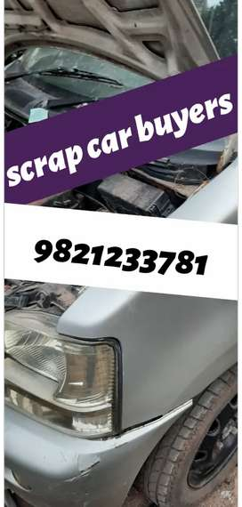 Scrap CARS BUYERS