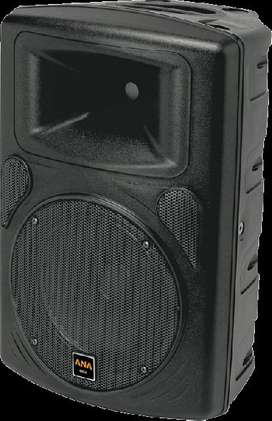 Ahuja Portable PA XPA-1500Dp, USB,SD-MMC Card, Bluetooth + WITH STAND