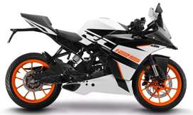 KTM RC 125 (still in showroom ) for sale