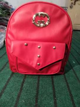 College and university Bag for girls