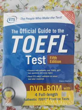 The Official Guide to the TOEFL TEST - ETS