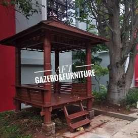 Gazebo 2x2m jepara furniture 3