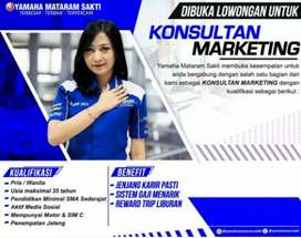 Marketing konsultan yamaha mataram sakti