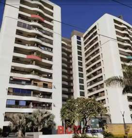 2.5 bhk flat available on rent at BCM Paradise Nipania only for family