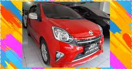AGYA TRD manual 2016 Best Condition