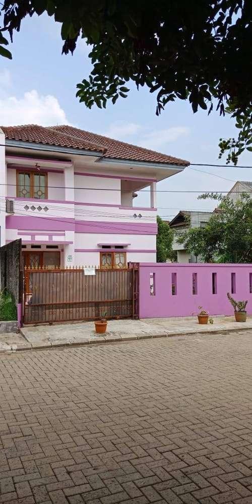 hot sale rumah berby style di cluster cantik taman sari persada bogor