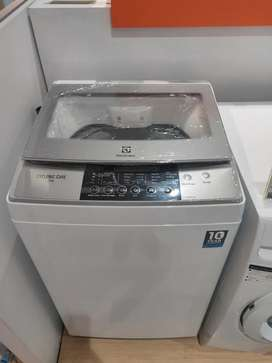 Mesin cuci bukaan atas electrolux 7kg ewt7588h1wb