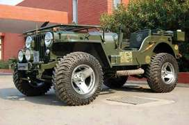 Army style jeep for sale