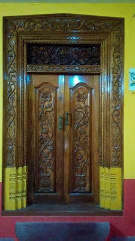 2BHK House for Rent in Shanthi Nagar, Lawspet