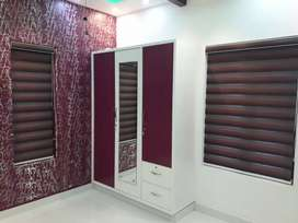 Zebra blinds for windows (manufacture)