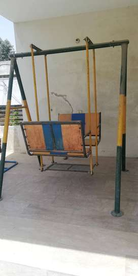 Swings Bench type with Horse Available for Sale in perfect condition