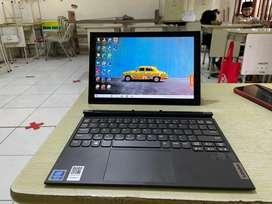Lenovo duet 3i detachable laptop gress belum seminggu