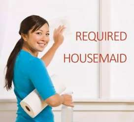 Housemaid wanted