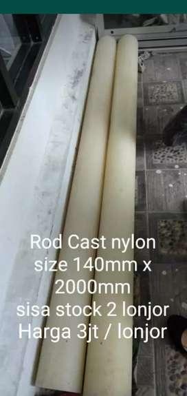 Rod cast nylon uk. Dia. 140mm x 200 cm