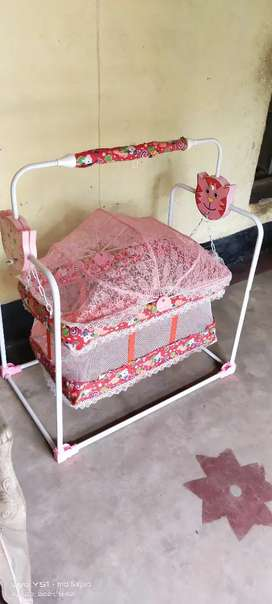 Baby swing new condition 2 month use