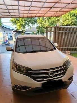 Honda CRV Prestige 2.4 2013