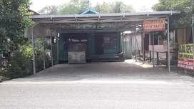 Rumah Pinggir Jalan Besar Tamiang Layang Dekat RUJAB Cocok Untuk Usaha