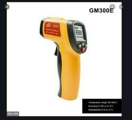 (COD) Termometer Gun Digital Infrared CARE4U Termometer Surgical serti