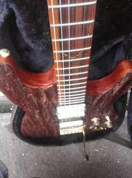 Gitar fender stratocaster world class root of the tree