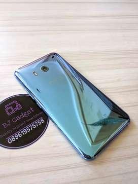 hTc U11 dual Taiwan Amazing Silver