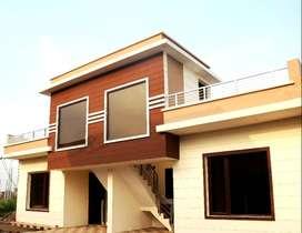 Affordable secured 2BHK Villa in Green Enclave - Derabassi