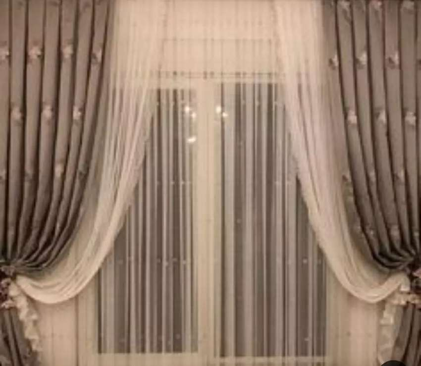 We make your curtains & blinds in whole sale price 0
