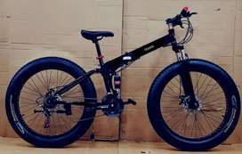 New Aone fat folding cycle