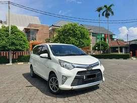 PROMO TDP 0 % Toyota Calya G 2017 AT Putih Istimewa Tangan Pertama