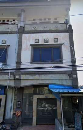 Disewakan ruko 3 lantai denpasar barat bali murah