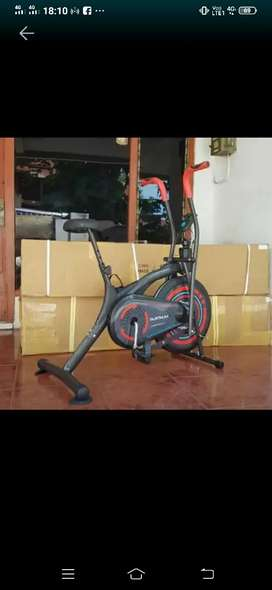 Jaualan alat fitness platinum bike 2in1